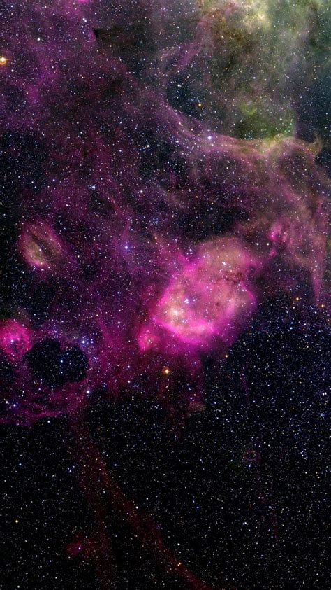Galaxy Nebula Space 11 Best Casing Iphone Ipod Htc Xperia Samsung Purple Colorful Nebula Space Iphone 6 Wallpaper Ipod
