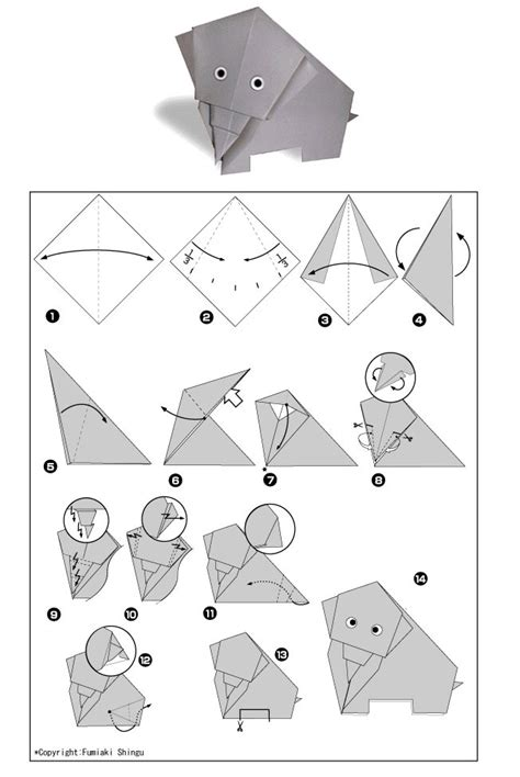 How To Make Your Own Origami - how to make your own origami 18 pics