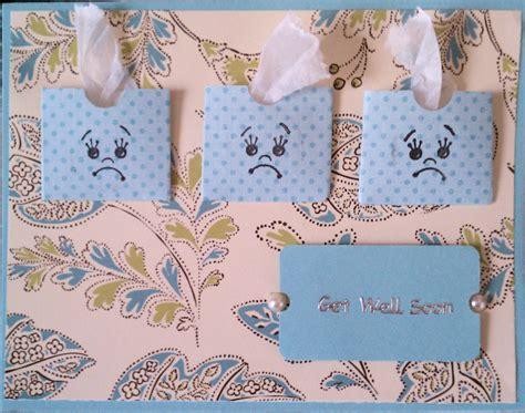 Handmade Get Well Card Ideas - dinglefoot s scrapnotes sad get well handmade card