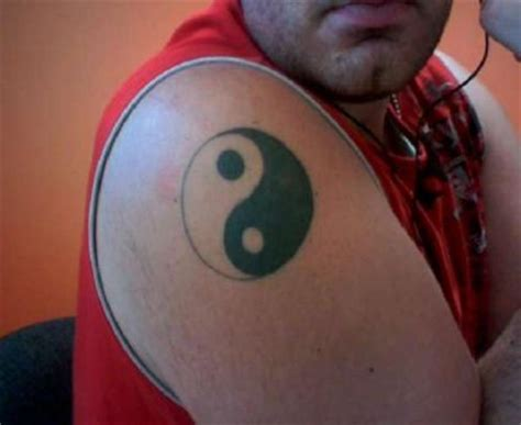 yin yang tattoo on arm yin yang tattoo on arm tattoo from itattooz