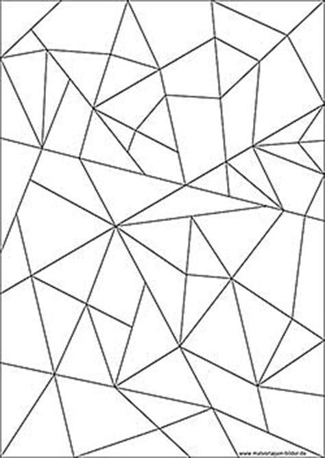 Mosaik Muster Vorlagen Drucken Malvorlagen F 252 R Kinder Ab 10 Jahren