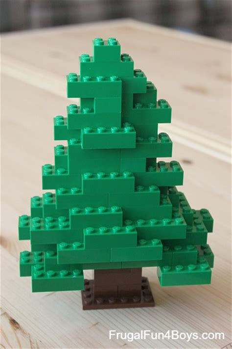 lego weihnachtsbaum bauanleitung count to with a diy lego advent calendar
