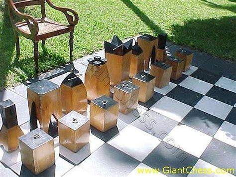 block chess  giantchesscom  flickr backyard
