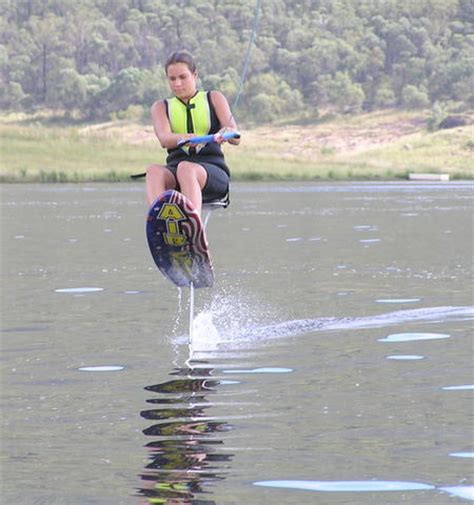 Air Chair Water by Water Skiing Chair