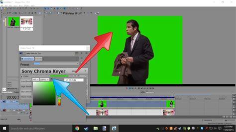 sony vegas pro tutorial using the chroma keyer effect joyreactor смешные картинки и другие приколы комиксы