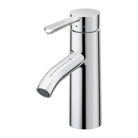 ikea bathroom fixtures dalsk 196 r bath faucet with strainer ikea