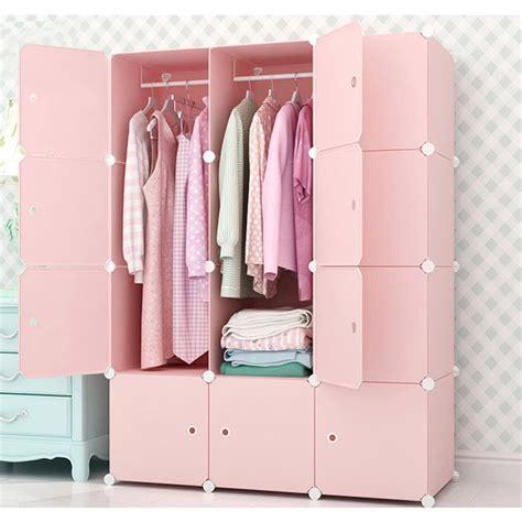 assembled wardrobes sale clothes wardrobe closet dustproof diy closet
