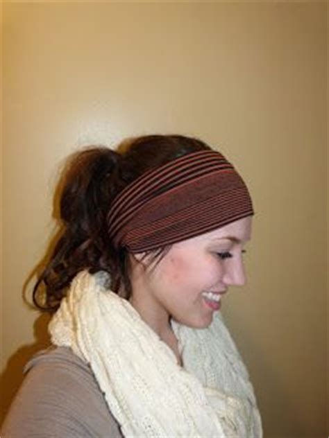 hairstyles with stretchy headbands cool hairstyles wide headband and mom on pinterest