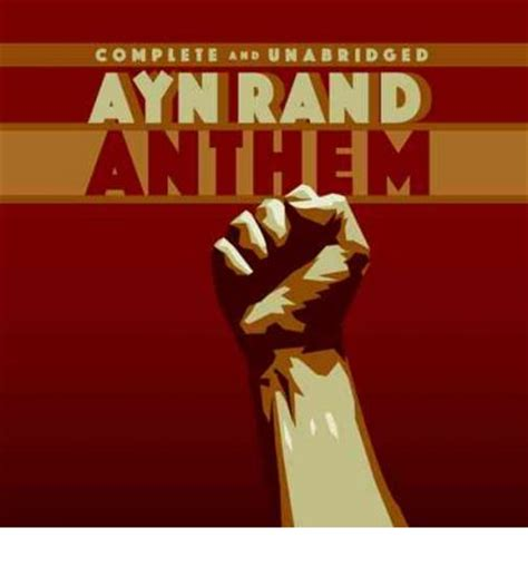 anthem books anthem by ayn rand audio book cd buy shopping