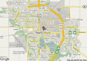 Regina Canada Map by Map Of Holiday Inn Express Hotel And Suites Regina Regina