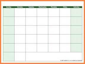 6 month calendar template marital settlements information