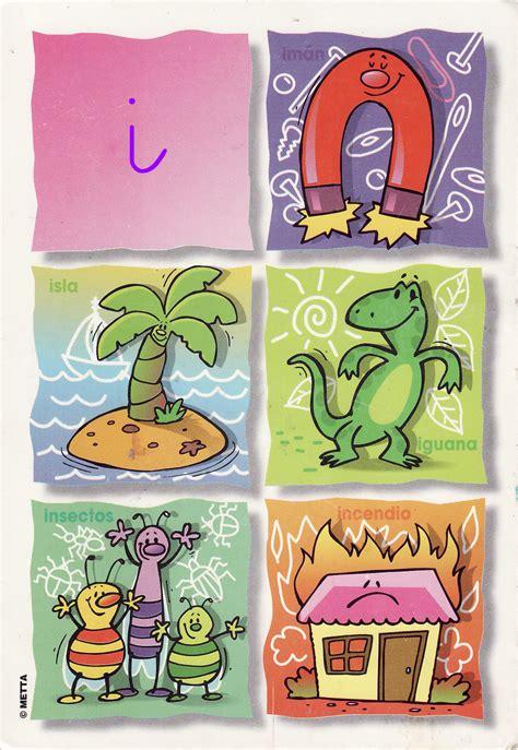 imagenes q empiezen con la letra i en un rinc 243 n de mi aula de infantil palabras que empiezan
