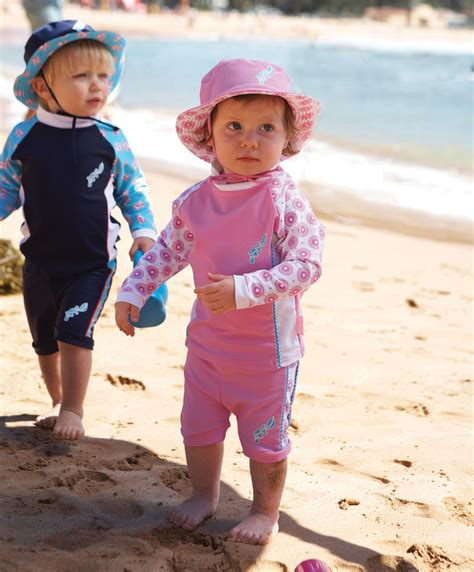 spf swimwear for babies sun safe infant swimsuits receive 5 reviews platypus