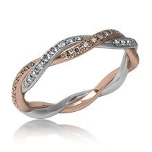 Wedding Ring Tight by Tight Twisted Engagement Ring