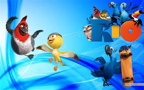 film cartoon free download rio movie wallpaper for desktop free wallpapers
