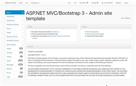 bootstrap themes mvc 35 best free bootstrap admin templates utemplates