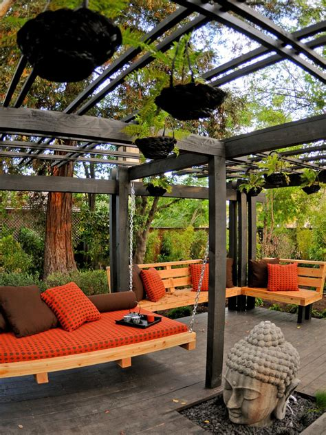 outdoor rooms our favorite designer outdoor rooms hgtv