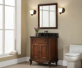 Vintage Style Bathroom Sinks manor 30 inch vintage single sink bathroom vanity