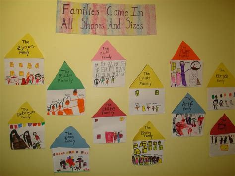 family crafts for 1000 ideas about family theme on preschool