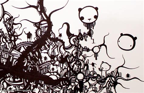 galaxy vs doodle 3 big doodle 2 artwork by yang