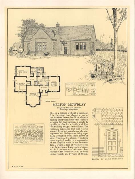 1000 images about house plans 1900 1930s on