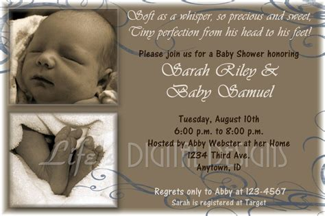 Welcome Baby Shower Invitations Theruntime Com Baby Welcome Invitation Templates