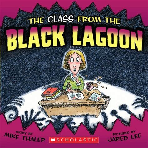 the from the black lagoon s reading the class from the black lagoon
