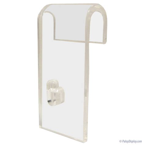 holder clip gridwall brochure holder grid clip for literature