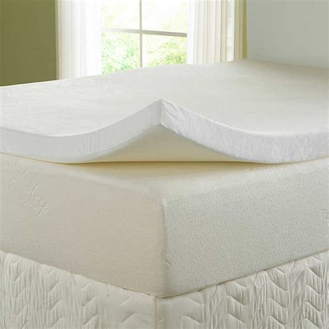 tempur pedic bed cover buy tempur pedic mattress covers from bed bath beyond