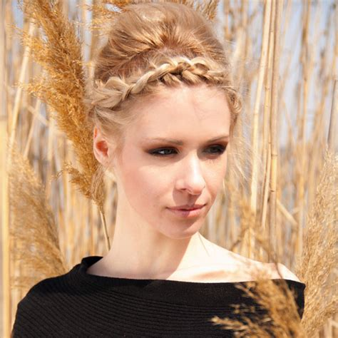 hairstyles in way beautiful by choice how to get a classy crown braid