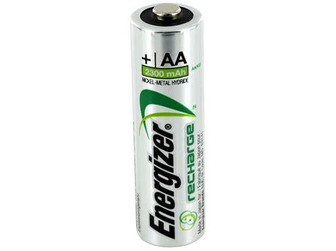 Batterybaterai Energizer Recharge Aa 2300 Mah energizer recharge nh15 vp aa 2300mah 1 2v nickel metal hydride nimh button top batteries bulk
