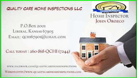quality care home inspections