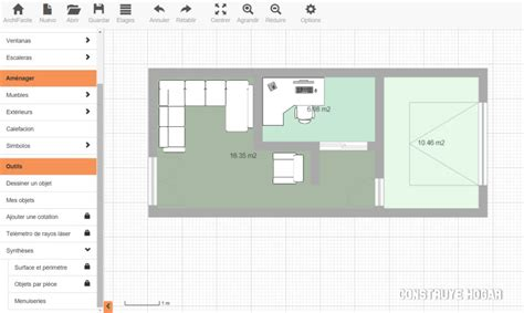 hacer planos archifacile programa para planos construye hogar