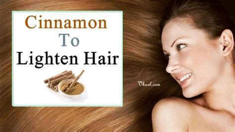 how to lighten your hair with cinnamon 6 steps wikihow 9 uses of cinnamon to lighten hair