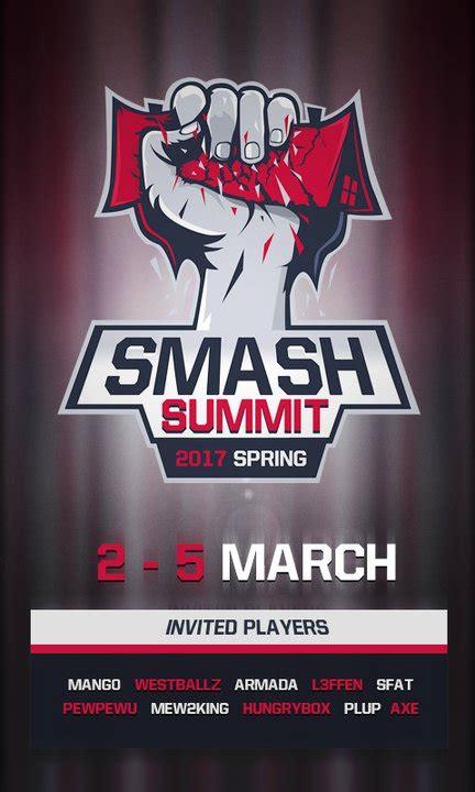 tournamentsmash summit spring  smashwiki  super