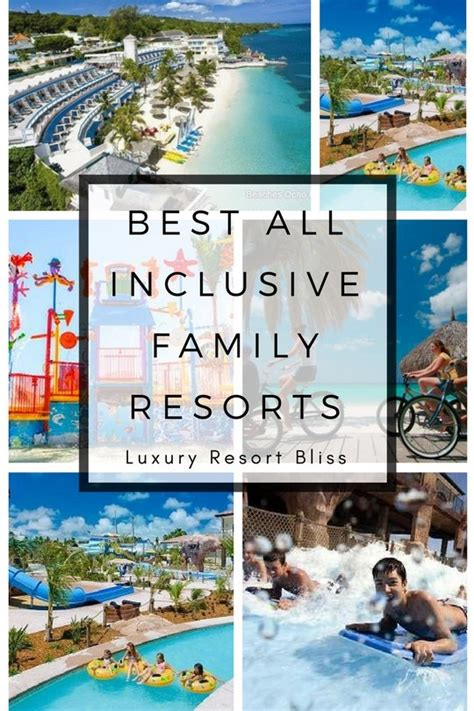Best All Inclusive Vacation Deals For Couples All Inclusive Family Resorts