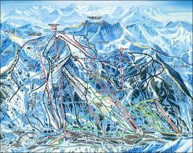 Snowbird Utah Map snowbird ski and summer resort