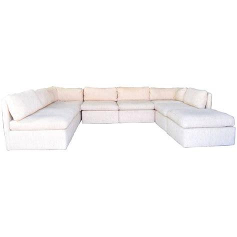 milo baughman sectional sofa milo baughman for thayer coggin modular sectional sofa at