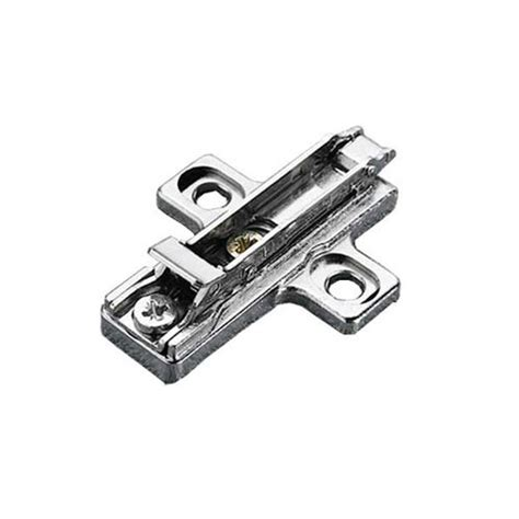 salice kitchen cabinet hinges salice 0mm clip on mounting plate bar3r0 cabinetparts