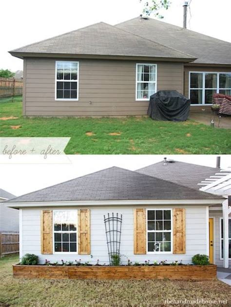 easy curb appeal ideas home decor