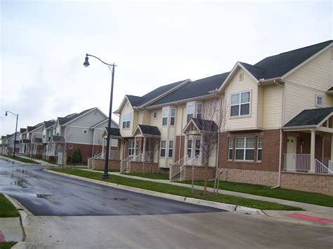 section 8 townhomes in michigan