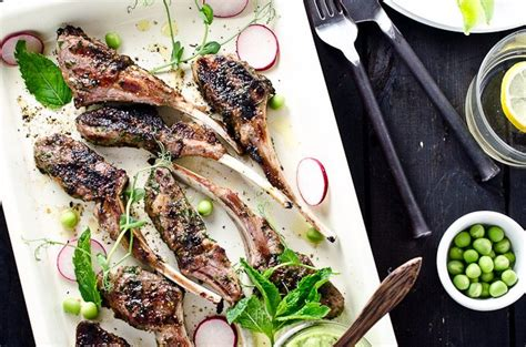 Rack Of With Mint Pesto by The Best Kale Salad The Endless Meal