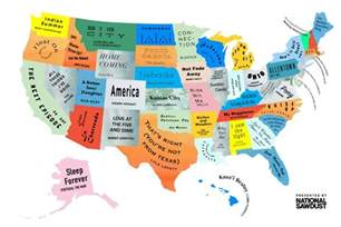 the musical map of the united states hello creatives