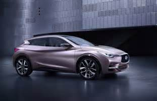 Where Do Infiniti Cars Come From Infiniti Q30 Concept Eye On Cars The World Of Cars