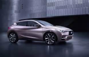 Infinity Cars Used Infiniti Q30 Concept Revealed Ahead Of Frankfurt Auto Show