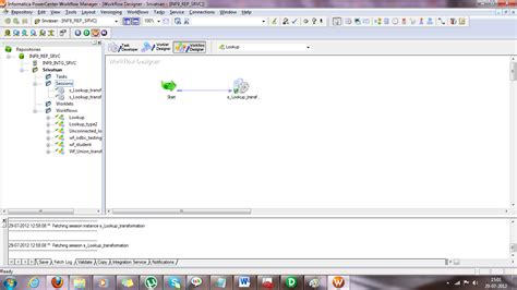 informatica workflow informatica and boxi for dummies adding timer task in