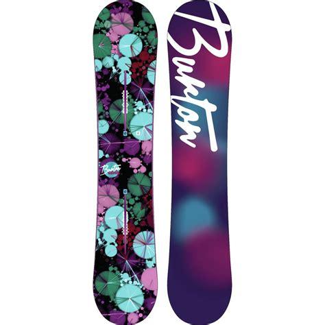 tavole da snowboard burton burton genie snowboard s