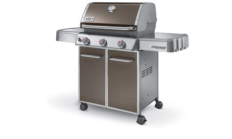 weber genesis ep310 weber gas grill the lid and preheat the grill for