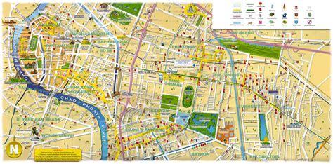 bangkok map www mappi net maps of cities bangkok