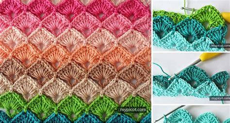 box stitch knitting crochet box stitch tutorial pattern things to make